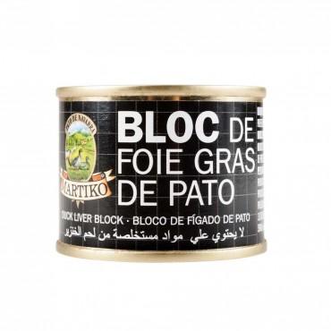 Bloc de foie gras 130 gr....