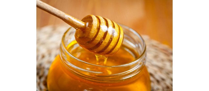 Endúlzate con nuestra miel artesana mil flores de Giral