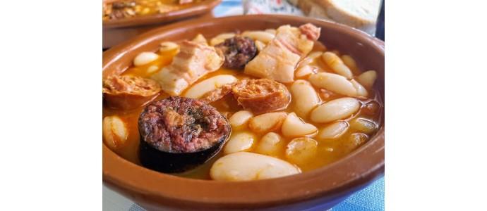 Deliciosa fabada asturiana de Arbeyal