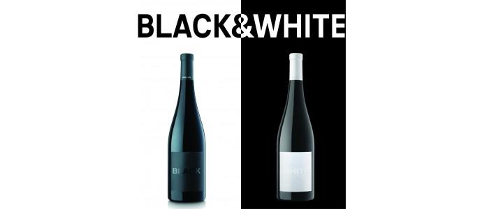 Black y White de la bodega Heretat de MontRubi